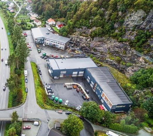 Øvre Ervik Eiendom